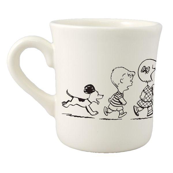 スヌーピー 50'S マグカップ FRIENDS