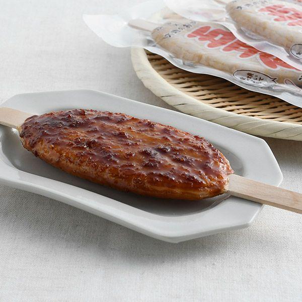 玄米の五平餅