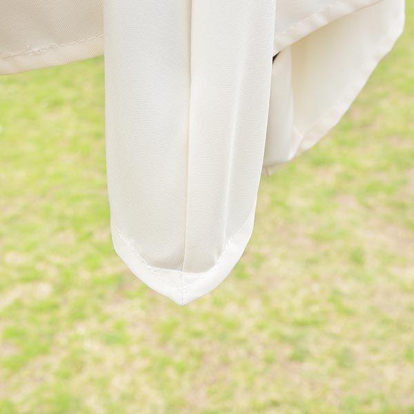 ガーデンパラソル ハンギングペダル グリーン