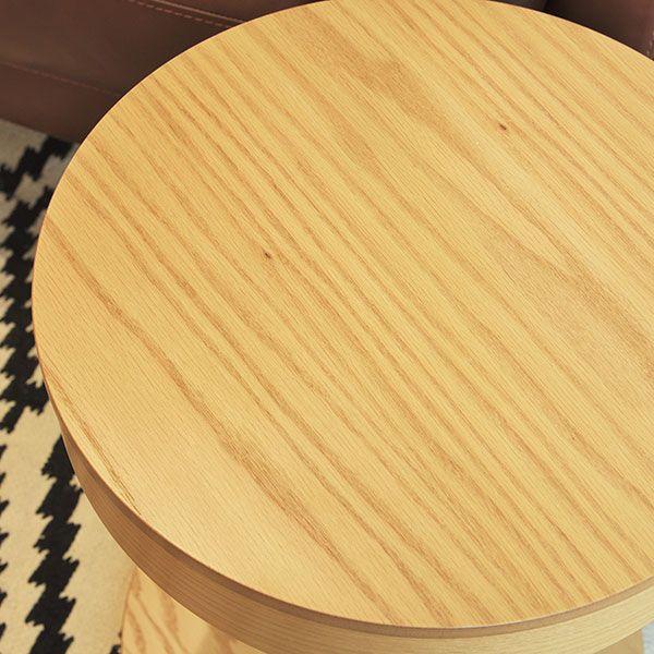 【オンライン限定】トレーサイドテーブル ナチュラル