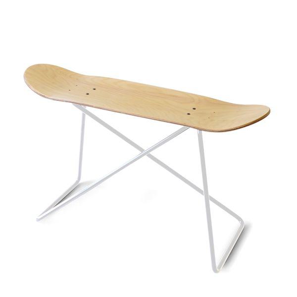 スケートボードチェア