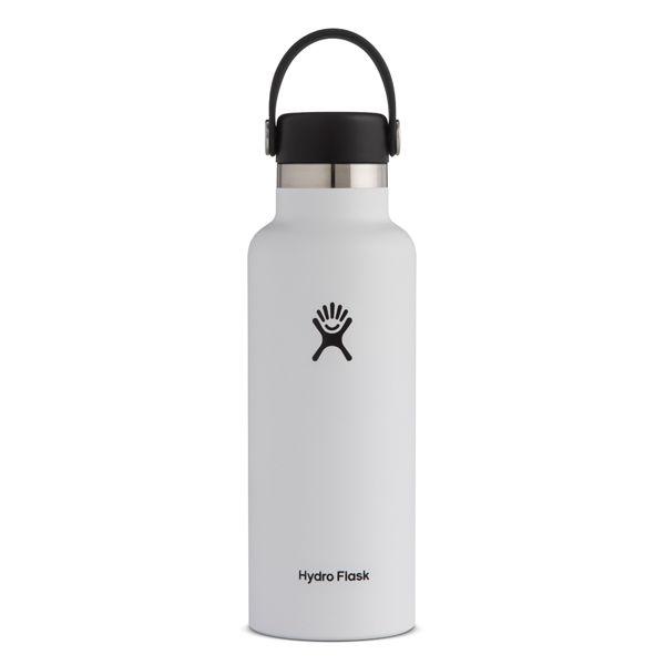 HydroFlask/ハイドロフラスク ステンレスボトル スタンダードマウス ホワイト