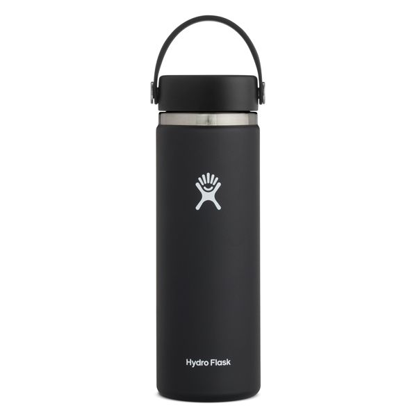 HydroFlask/ハイドロフラスク ワイドマウス 20oz ブラック