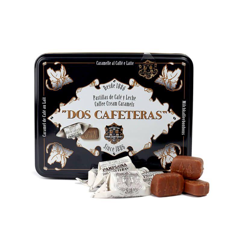 ドス・カフェテラス コーヒークリームキャラメル(缶)