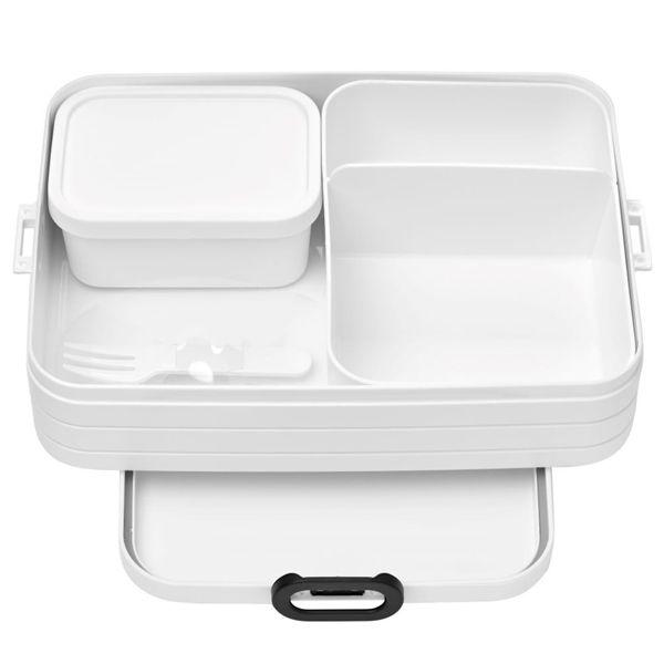BENTO ランチボックス ラージ ホワイト