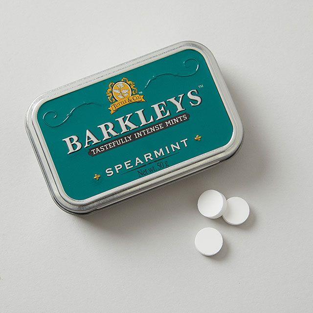 BARKLEYS/バークレイズ クラシックミント スペアミント味