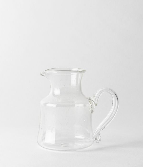 olive stained / pitcher / S