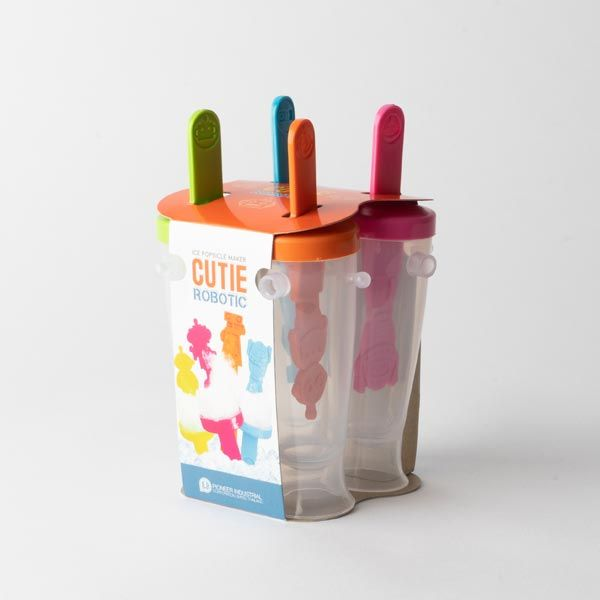 キューティーロボット アイスキャンディメーカー