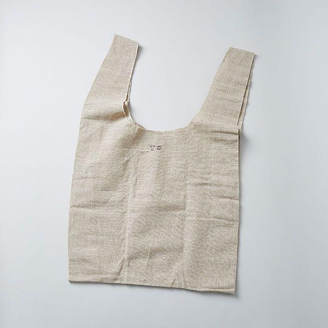 【ネコポス対応】JUTE MARCHE BAG 2サイズSET