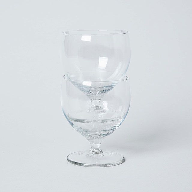 Libbey -royal leerdam/リビー ロイヤル・レアダム スタッキング ワイン 270ml