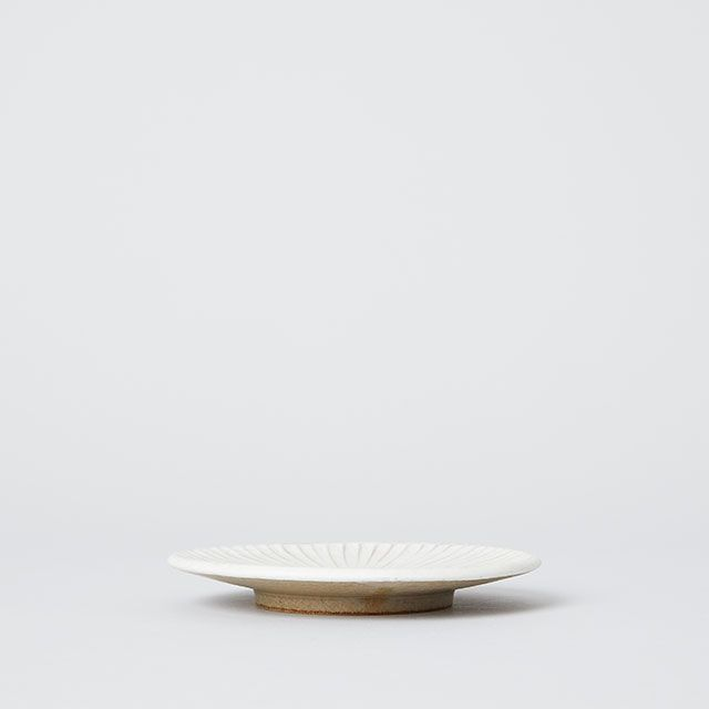 【限定 4枚SET】SHINOGI PLATE 4枚セット / 向山窯×TODAY'S SPECIAL
