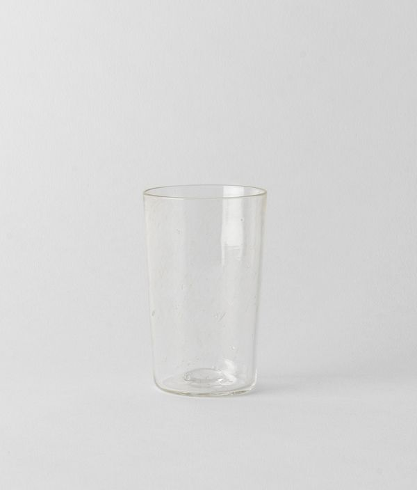 olive stained / tumbler / S
