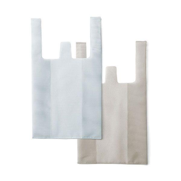 CONVENI BAG / コンビニバッグ ホワイト×グレー