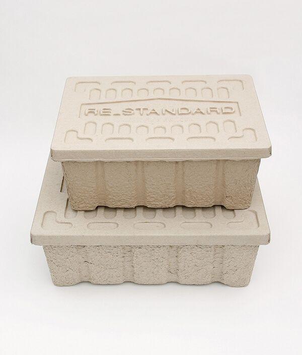 MOLDED PULP BOX/S