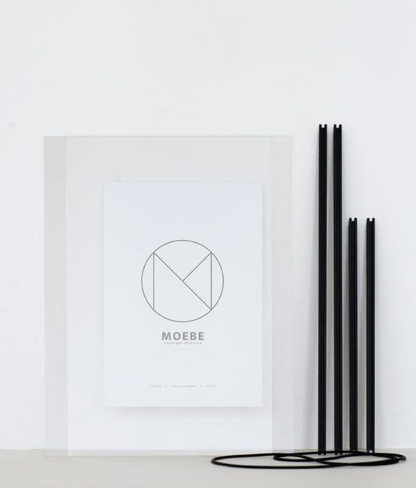 MOEBE FRAME (BLK)/A3