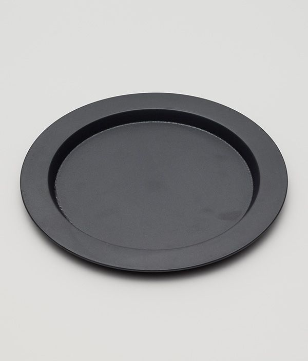 RIM PLATE 240 BLACK