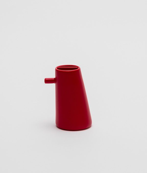 SOY SAUCE POT RED