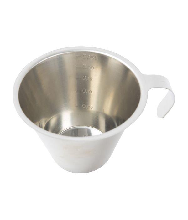Jonas Measuring jug open handle/0.25L