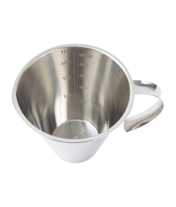 Jonas Measuring jug open handle/0.5L