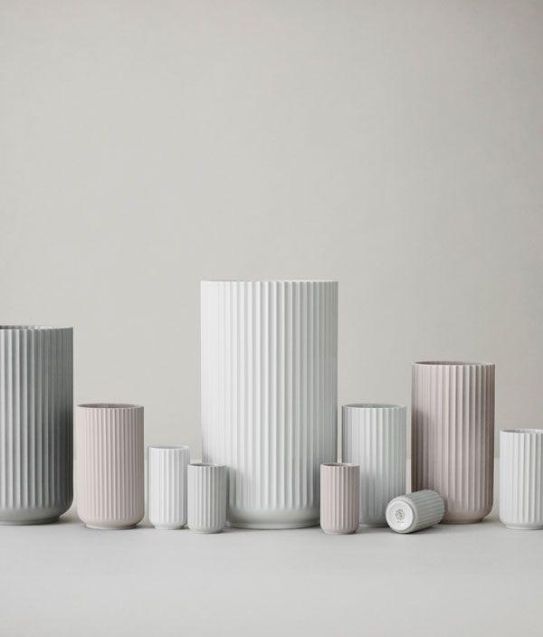 Lynby Vase 20cm/グリーン