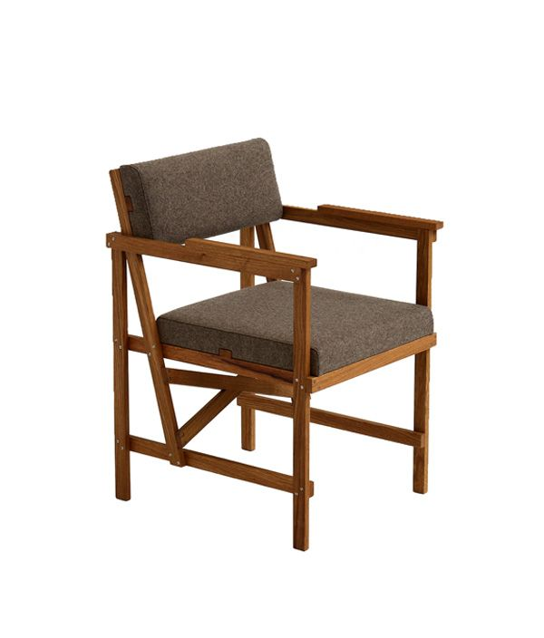 As-thick-as wide chair