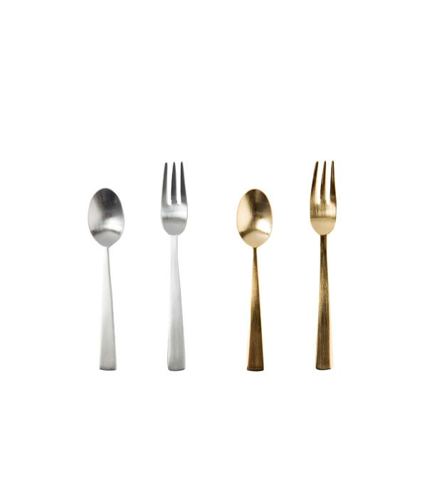 DAN Mini Cutlery/フォーク/シルバー