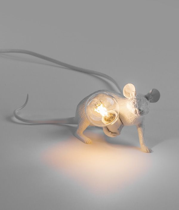 Mouse Lamp Lyie Down