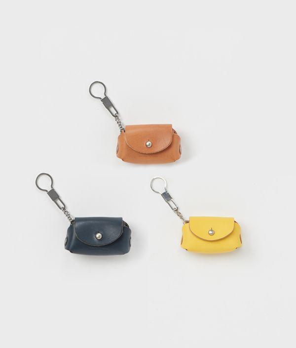 Hender Scheme coin key holder/YELLOW