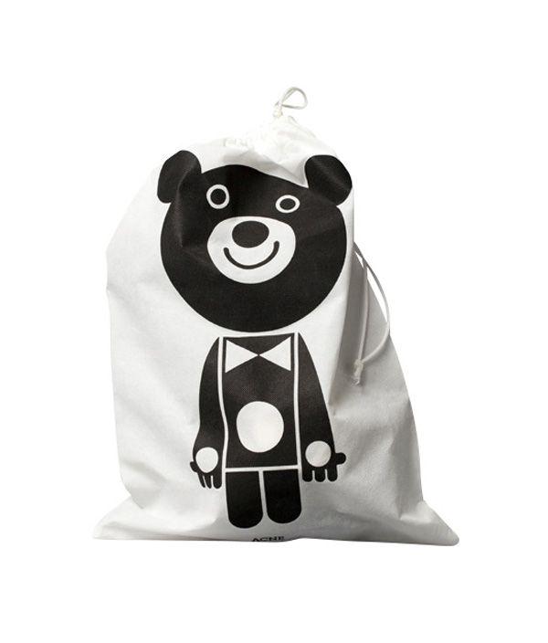 Chester Bear BLACK
