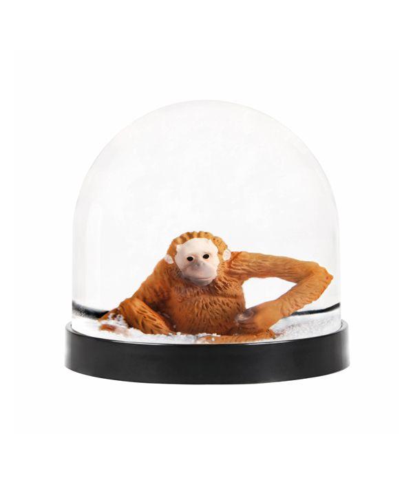 Wonder Ball monkey
