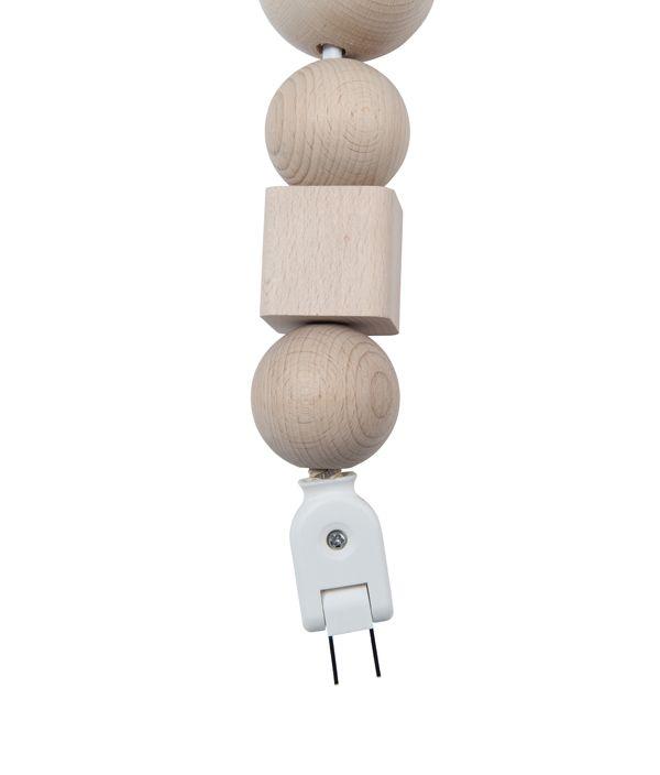Cable jewelry multi plug