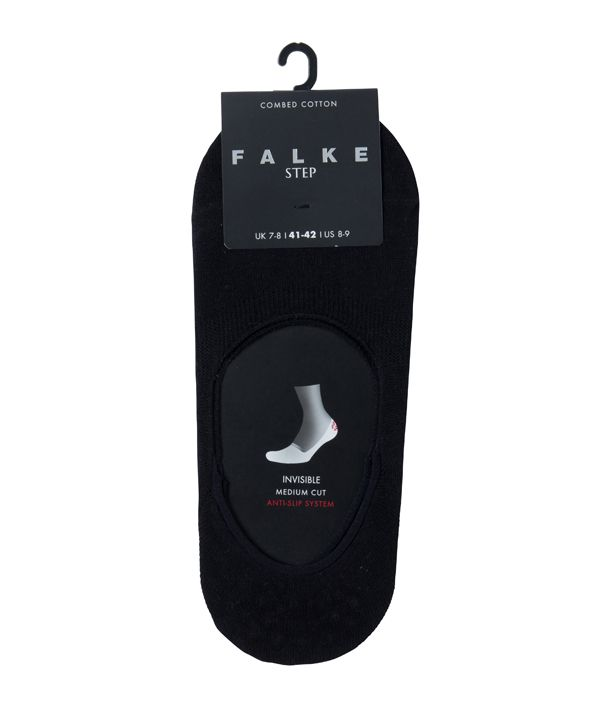 FALKE STEP / MEN / BLACK