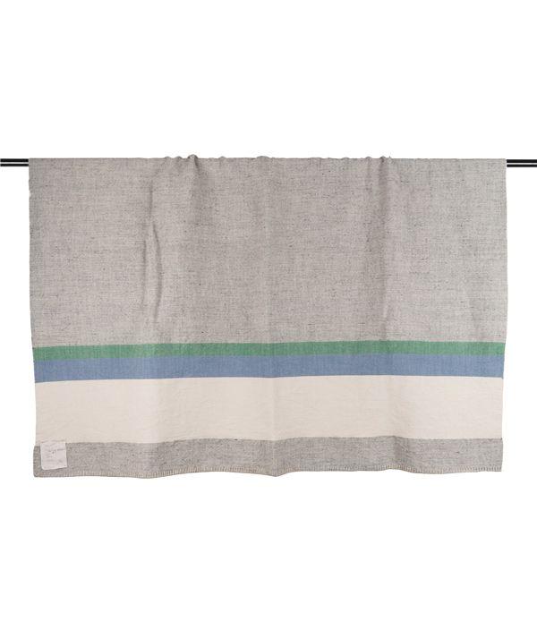 Twill Border Blanket