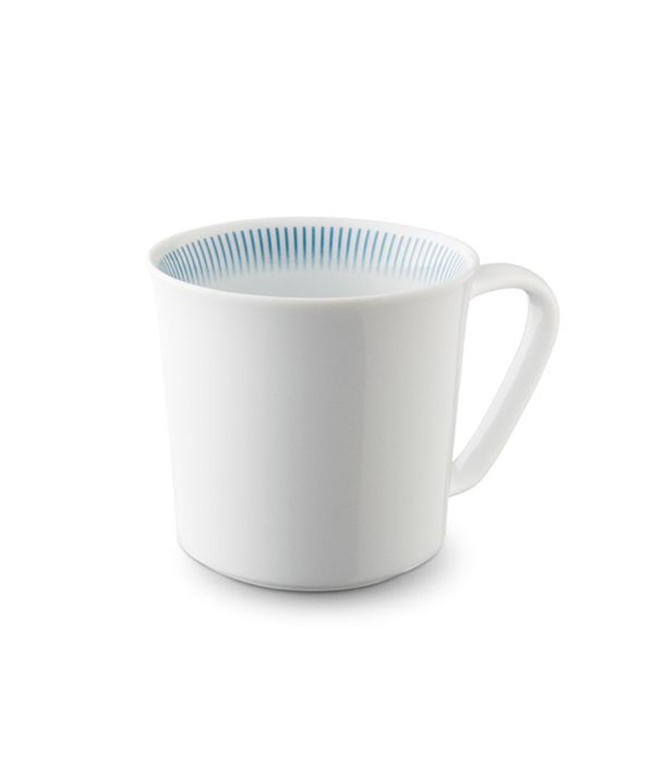 PC Mug Cup Blue