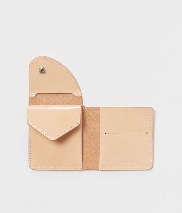 Hender Scheme wallet / patent natural