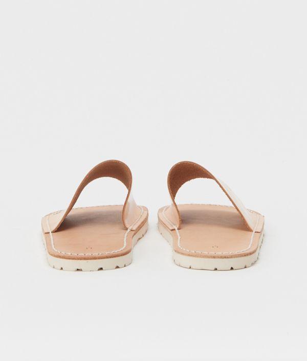 Hender Scheme atelier slipper / patent natural/4