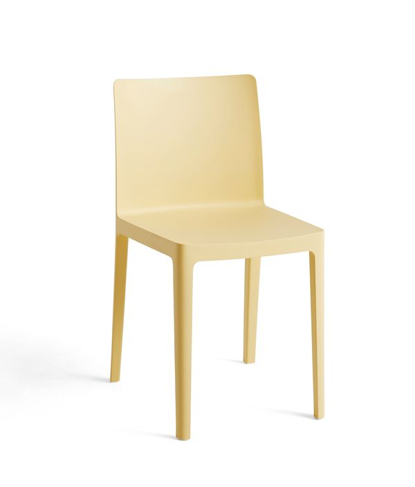 ELEMENTAIRE CHAIR / LIGHT YELLOW