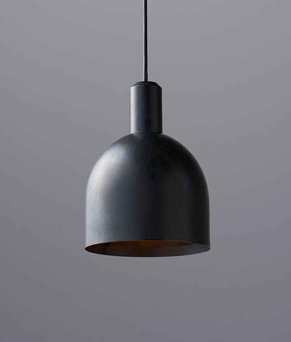 Bullet round shade /black