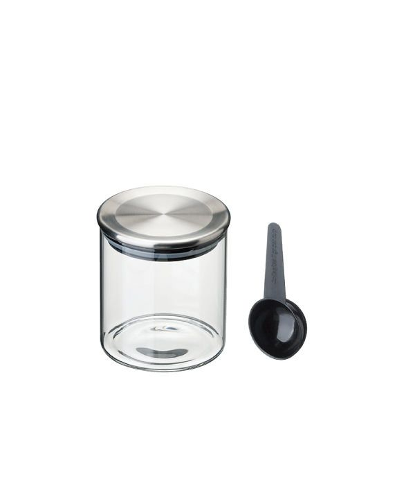 GLASS CANISTER 400ml