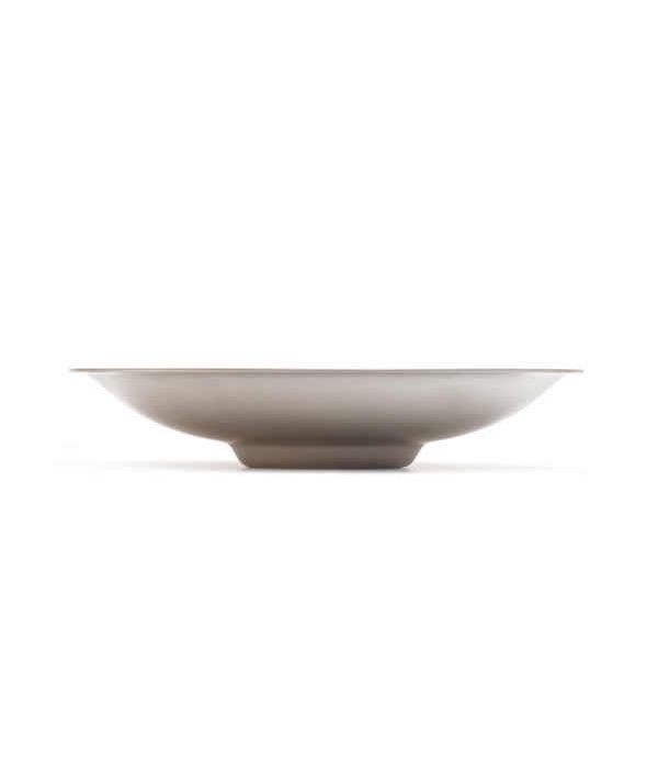 茶托 銅+錫