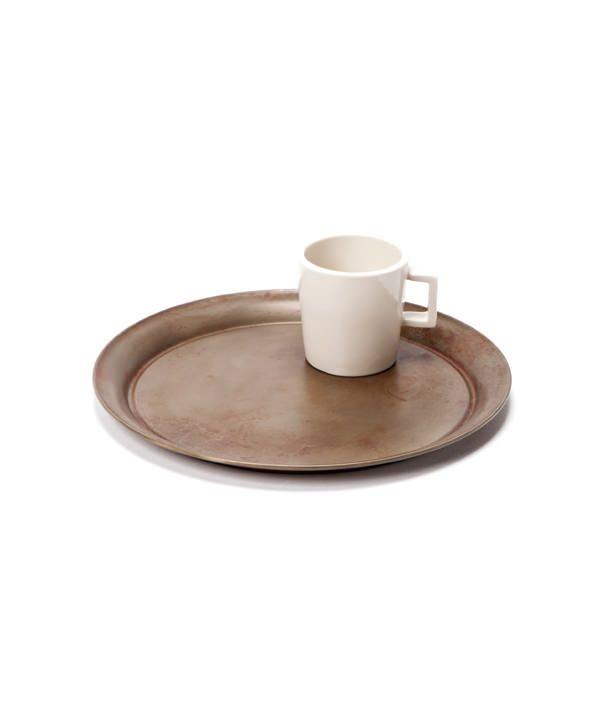 トレイ270 / ウス茶