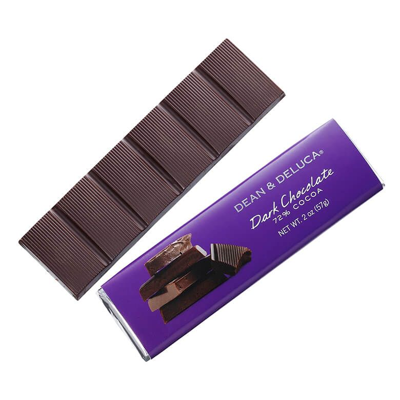 DEAN & DELUCA ダークチョコレートバーカカオ72%