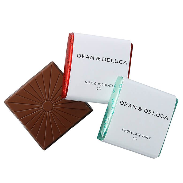 【オンラインストア限定】DEAN & DELUCA ミントチョコレート50pcs