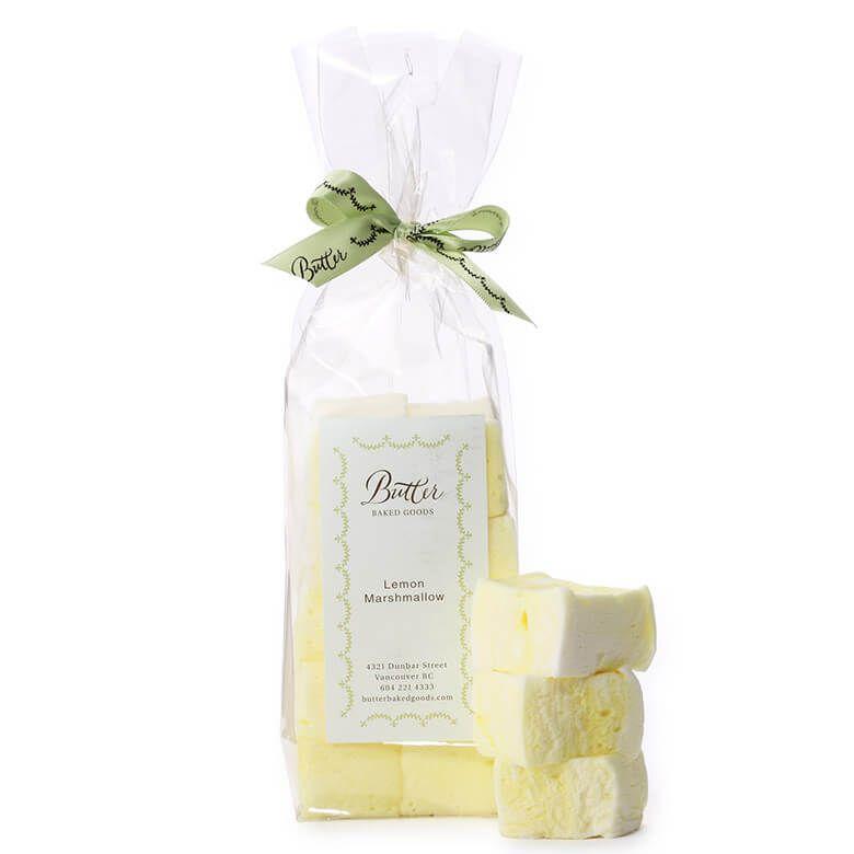 バターベイクドグッズ レモンマシュマロ 125g