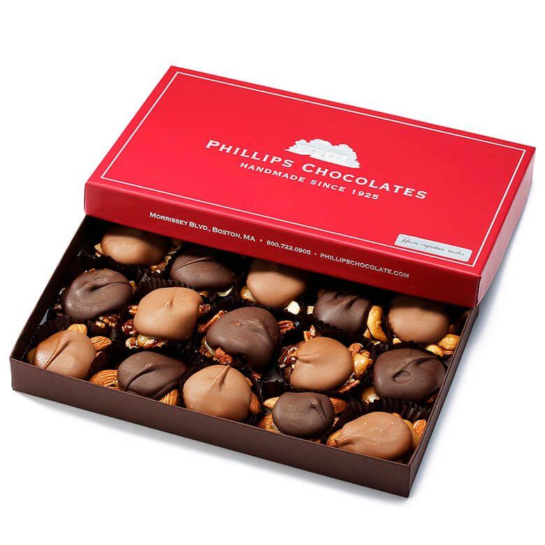 フィリップスキャンディーハウス タートルチョコレートボックス15粒入【賞味期限2020年2月20日】