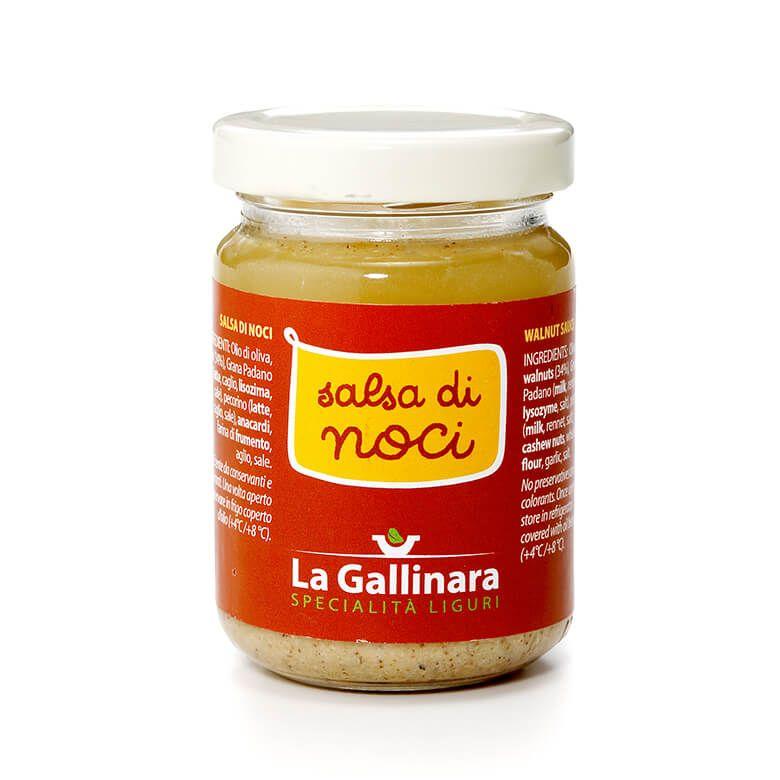 ラ・ガリナーラ クルミのソース130g