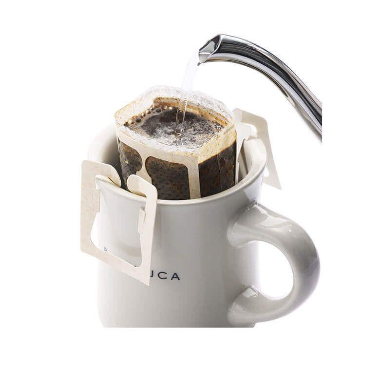 【オンラインストア限定】DEAN & DELUCA シングルブリューコーヒー ディカフェブレンド5pc 6個セット