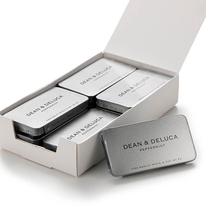 【オンラインストア限定】DEAN & DELUCA オリジナル ペパーミント12個セット