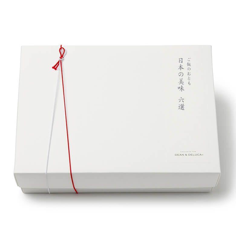 DEAN & DELUCA ご飯のおとも 日本の美味6選