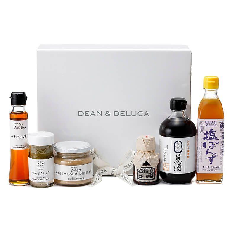 【オンラインストア限定】 DEAN & DELUCA  技あり調味料セット